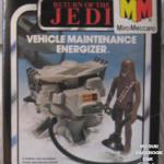 Star Wars vintage toys : Dinosaure Cuirassé et autres découvertes surprenantes !