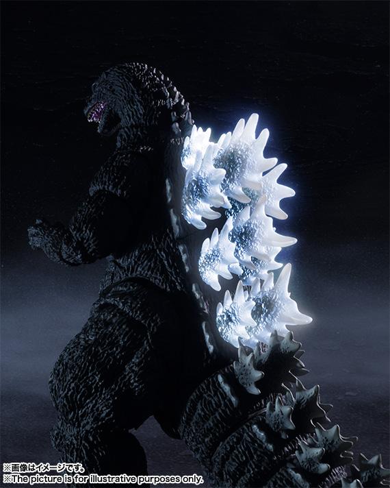 S.H.MonsterArts Godzilla (1989)