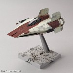 A-Wing Starfighter par Bandai
