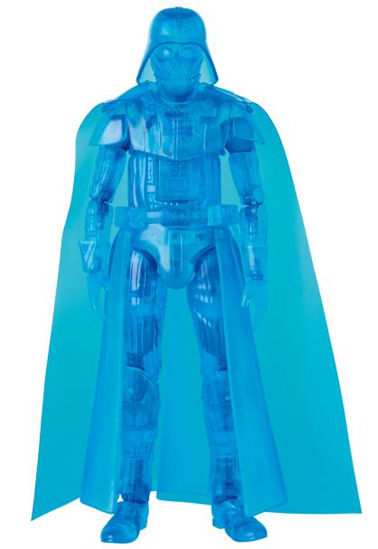 MAFEX Star Wars Darth Vader Hologram exclu Wonder Festival