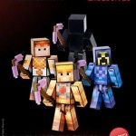 SDCC2016 : Minecraft skin Masters Of The Universe
