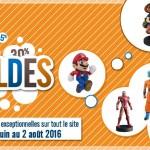 Soldes : les bons plans captainfigurines.fr