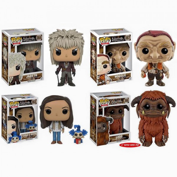 POP! Labyrinthe (Labyrinth)