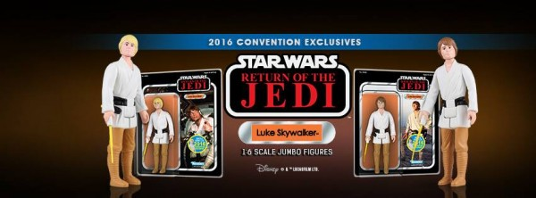 SDCC2016 : Luke (Brown) Farmboy - Jumbo Figure