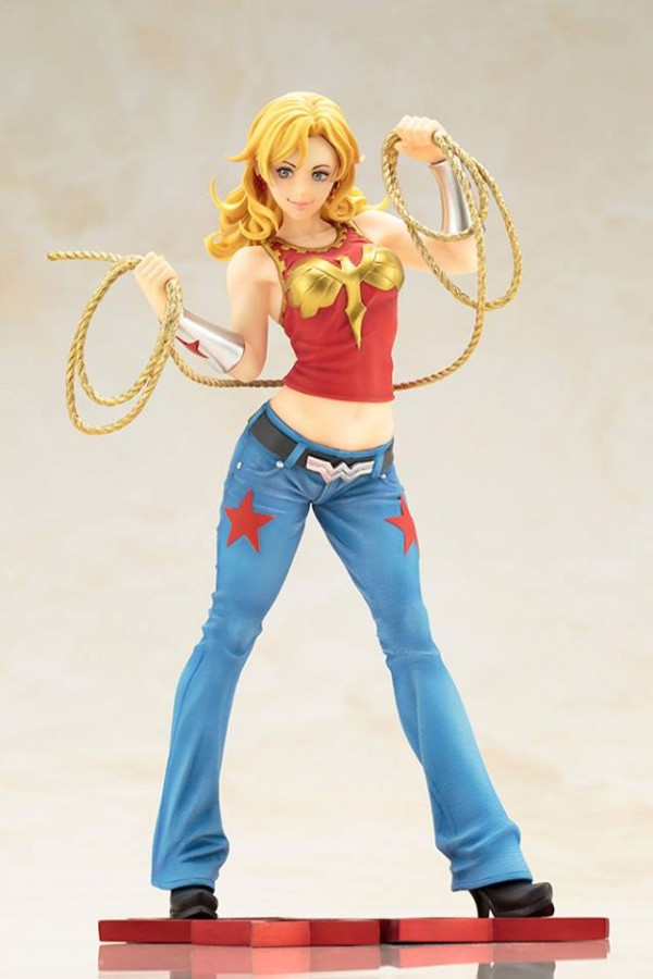 Wonder Girl Bishoujo