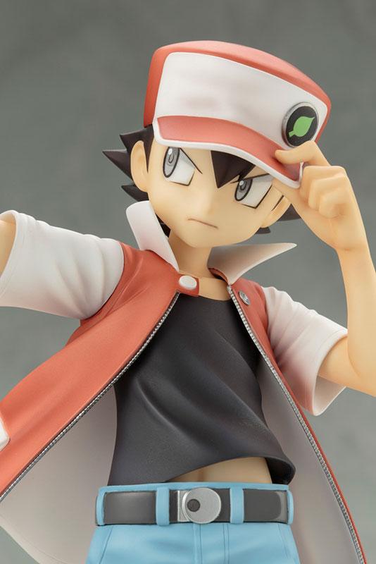 Pokémon : Red & Pikachu ARTFX J chez Kotobukiya