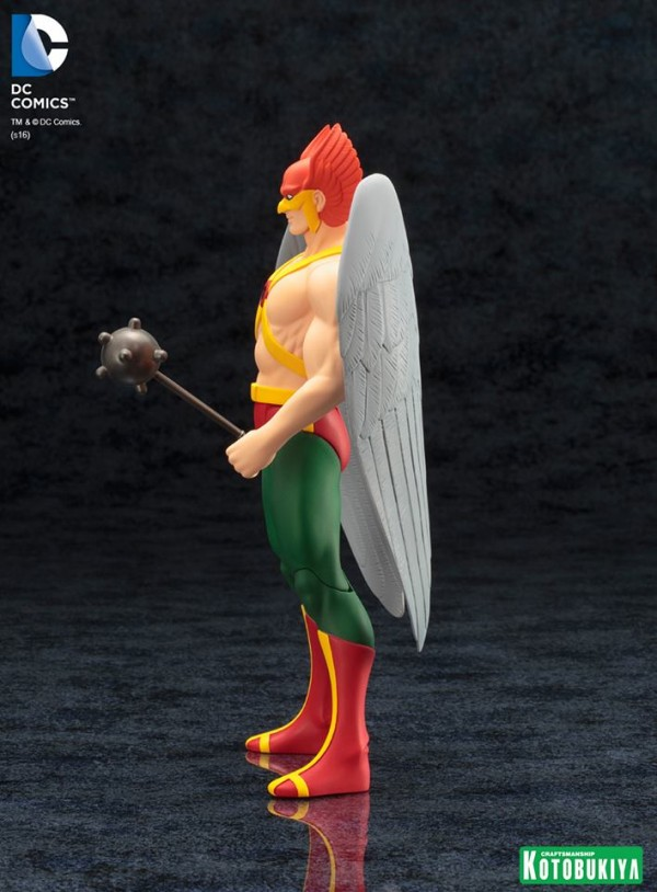 HKotobukiya DC Universe Hawkman Super Powers ARTFX+ Statue