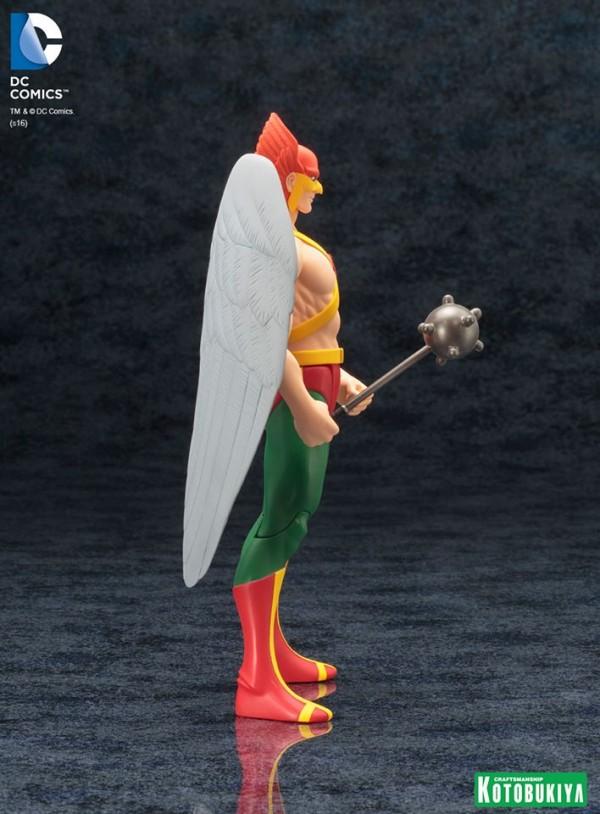 Kotobukiya DC Universe Hawkman Super Powers ARTFX+ Statue