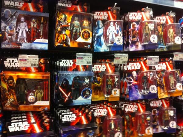 Village JouéClub PARIS  boutique Star Wars