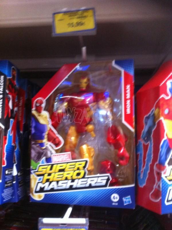 hero masher