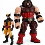 Marvel Legends BAF Juggernaut : nouvelle image du Fléau