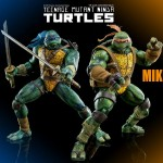 TMNT : les Tortues Ninja (Eastman) de ThreeZero