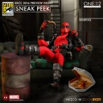 SDCC2016 :  One:12 Marvel et DC de Mezco Toys
