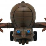 Avion de Pirate – Le Chateau dans le Ciel Studio Ghibli Pullback Collection
