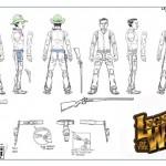 Des figurines Western bientôt sur Kickstarter !