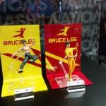 SDCC2016 : S.H.Figuarts Bruce Lee (costume jaune)
