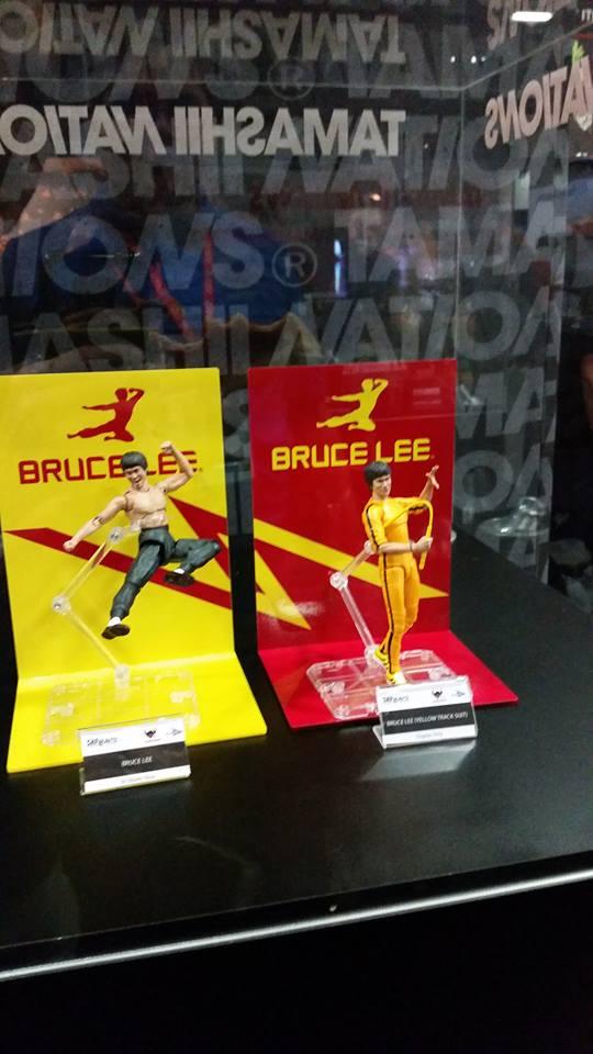 SHFiguarts Bruce Lee (costume jaune)