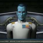 Le Grand Amiral Thrawn réintègre l'univers Star Wars !