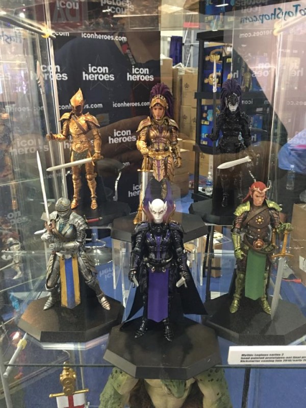 Mythic Legions 2.0...
