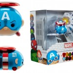 SDCC2016 : Tsum Tsum Captain America Commémoratif Exclusif