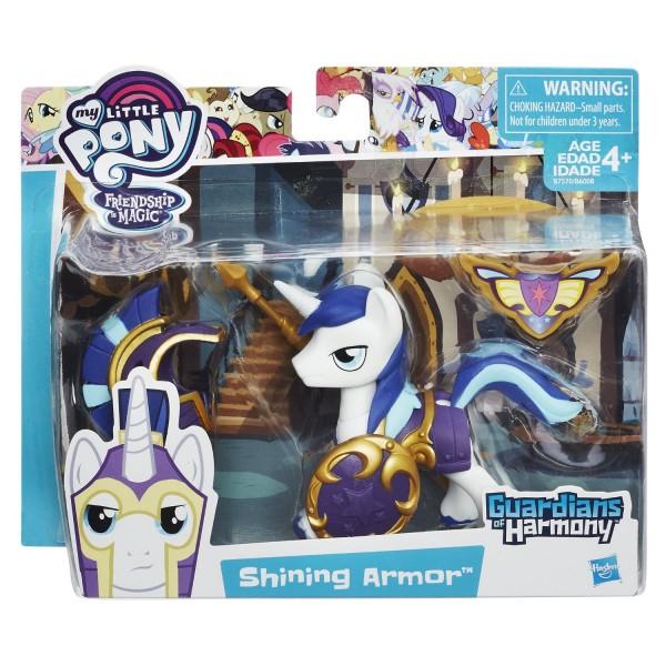 Guardians of Harmony Shining Armor 2