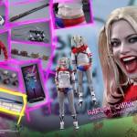 Hot Toys Suicide Squad : Harley Quinn - Les images officielles