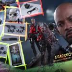 Hot Toys Suicide Squad : Deadshot  - Les images officielles