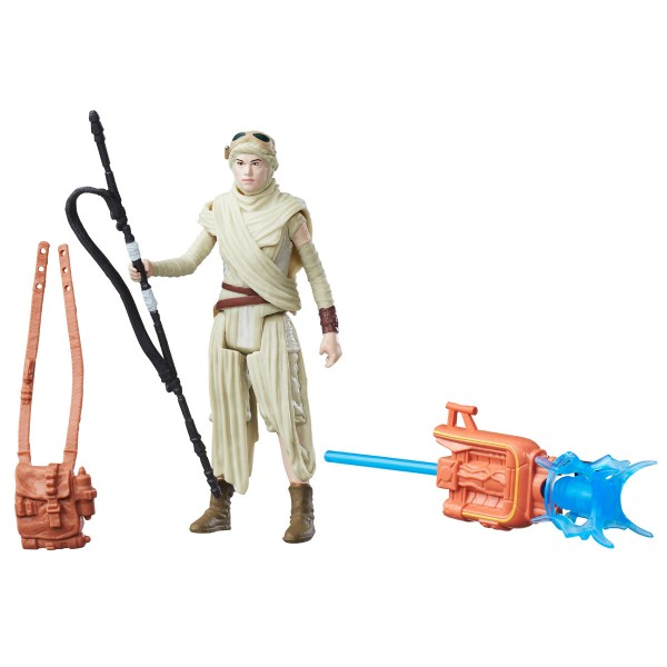 Star Wars: The Force Awakens REY (JAKKU)
