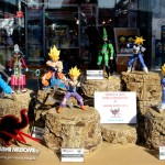 Japan Expo 2016 : S.H.Figuarts Dragon Ball - Stand Tamashii Nations