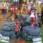 Japan Expo 2016 : SHF Ranma 1/2, Naruto, Sailor Moon, Mario, Goldorak, One Piece