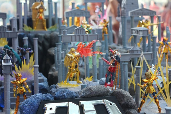 JapanExpo2016 : Saint Seiya D.D.Panoramation - Stand Tamashii Nations
