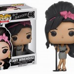 Pop! Rocks Amy Winehouse & Lemmy Kilmister