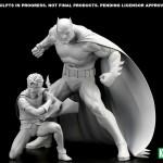 Batman & Robin ARTFX+ statues par Kotobukiya