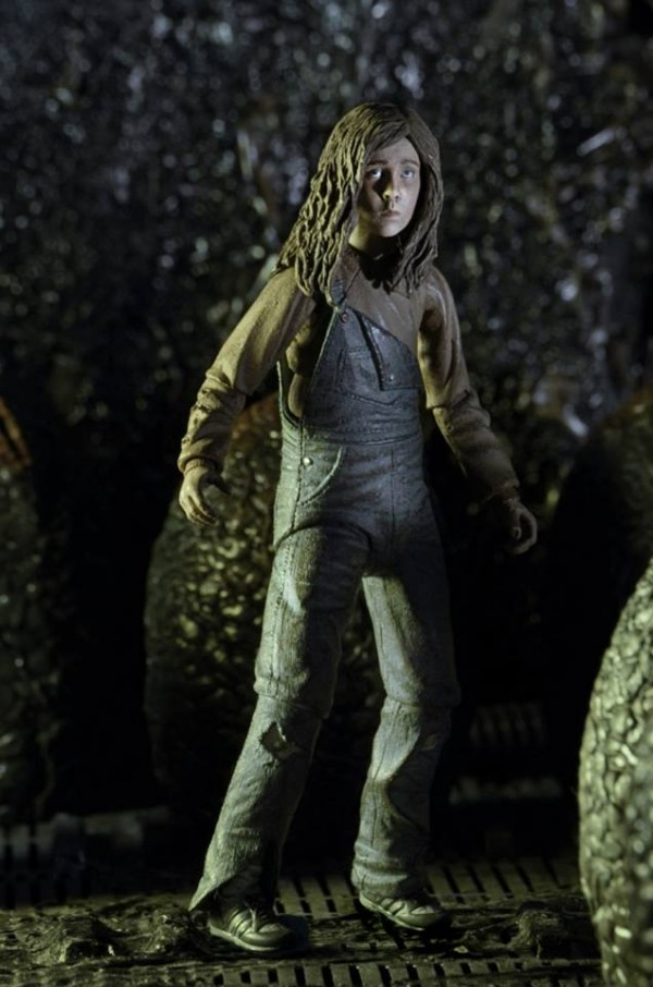 "Aliens 30th Anniversary  ""Rescuing Newt"" Deluxe 2-Pack par NECA"