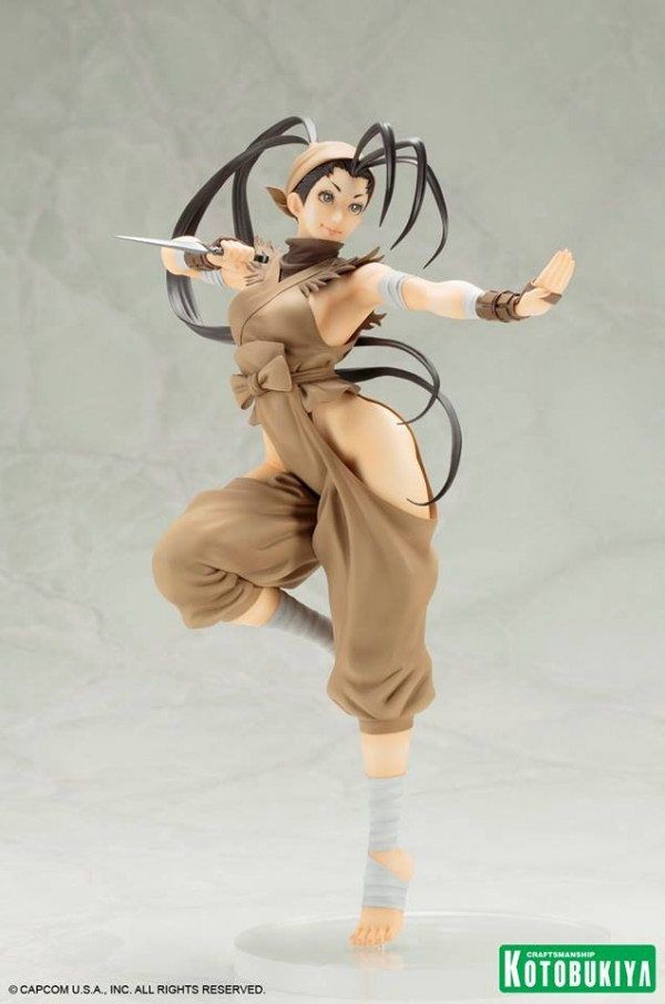 Street Fighter Ibuki Bishoujo
