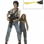 Un double pack Ripley et Newt pour les 30ans d'Aliens par NECA