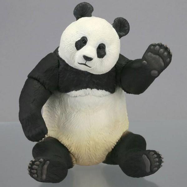 Sofubi Toy Box 003 Panda Giant Panda by Kaiyodo