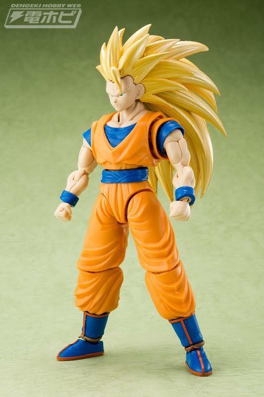 Figure-rise Standard Goku SSJ3 et Kid Buu