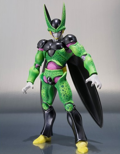 S.H.Figuarts CELL Perfect version – Premium Color Edition (recolo