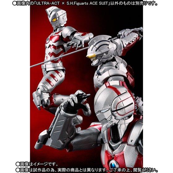 ULTRA-ACT x S.H.Figuarts Ace Suit