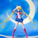 S.H.Figuarts Sailor Moon  – Sailor Moon Crystal les images officielles