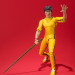 S.H.Figuarts Bruce Lee (Yellow Track Suit)