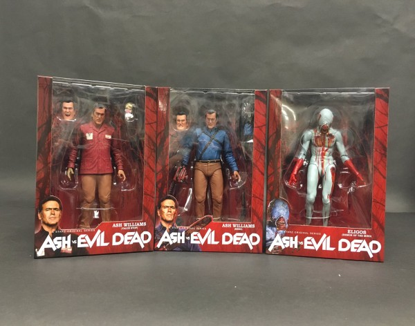 NECA Ash vs Evil Dead Series 1 In Packaging