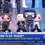 Rogue One encore des nouveaux jouets : POP, Star Wars Elites et Hasbro