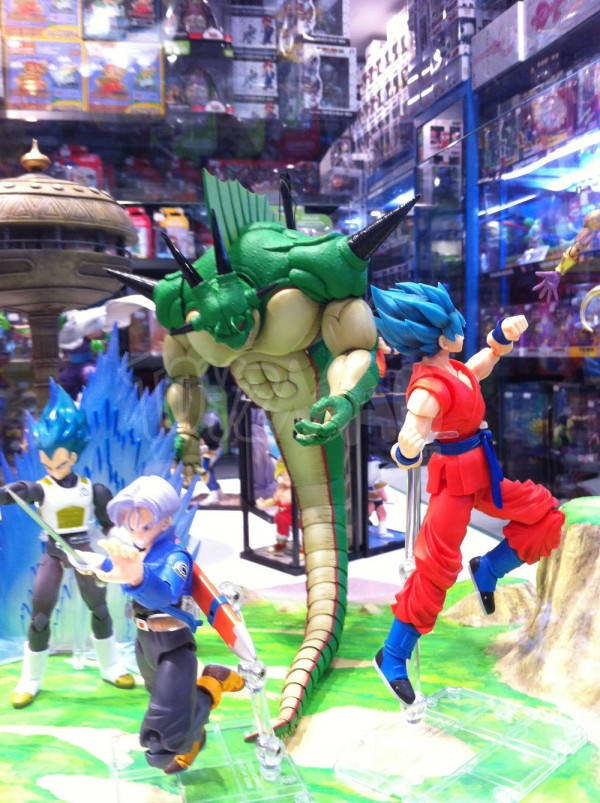 Manga Story PARIS - Showroom Tamashii Nations