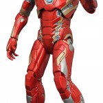 Marvel Select Iron Man Mark 46  et Carnage