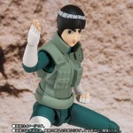 S.H.Figuarts Rock Lee – Naruto les images officielles