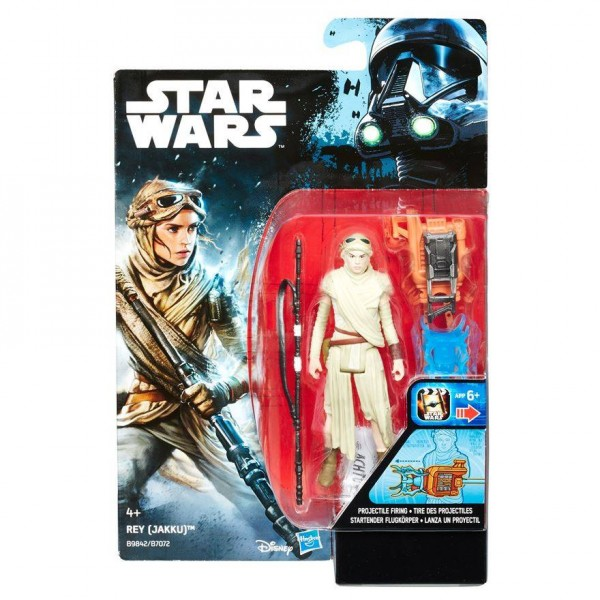REY wave 2 des figurines Rogue One 10cm Hasbro