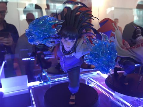 X-TRA Naruto : Hinata et Minato