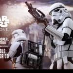 Rogue One : Stormtrooper Jedha Patrol par Hot Toys